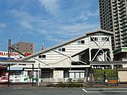 石神井公園の駅舎が好きなのに!
