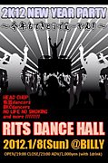 Rits Dance Hall -2012-