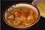 スープカレー&ラーメンちゃぶ膳