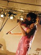♪歌うバイオリン弾きえれな♪