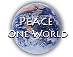 PEACE ONE WORLD