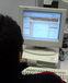 学校のコンピュータ室でmixi