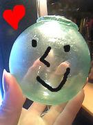ガラスの浮き玉ちゃん