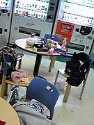 2009年度河合津田沼校ラウンジ族