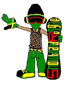 Snowboard★Reggae