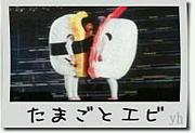(`ヽ´)玉子×海老(`д´)