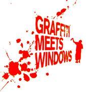 GRAFFITI MEETS WINDOWS