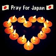 PRAY FOR JAPAN☆