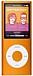 iPod nano orange