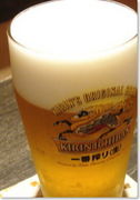 ビールしか飲めない!!