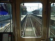 あえて普通電車で(*^▽^*)/