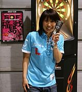 Darts Player  『champ』