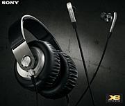 SONY 重低音ヘッドフォン-XB-