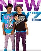the NEW BOYZ