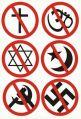宗教が嫌いです。とくに団体。