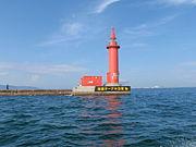 博多沖防 (博多湾沖堤)