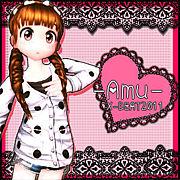-Amu-を愛してやまない。