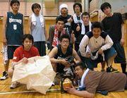 Nothin バスケットチーム