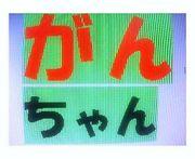 がんちゃん@ニックネーム