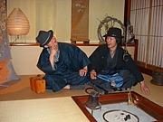 名古屋で着物 異文化交流