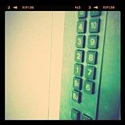 エレベータのボタンフェチ