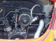カドロンの森(VW空冷KADRON)