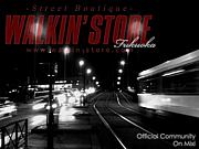 WALKIN' STORE FUKUOKA