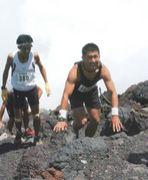 富士登山競走!