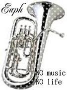 ユーフォニアム奏者