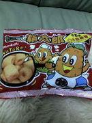 もろこし輪太郎(豆板醤味)