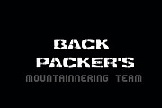 BACK PACKER'S