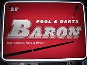 POOL & DARTS BARON