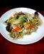 千里飯店「肉うま煮定食」