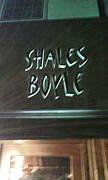 SHALES BOYLE が好き