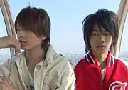 良太郎と侑斗の遊園地デート