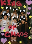 King of Chaos 10/30@プリズム