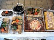 卵々亭 シフォンケーキとお惣菜