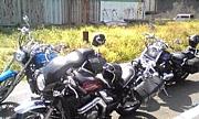 福島県伊達市近辺バイク、二輪