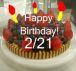 鴻龍の誕生日を祝う会