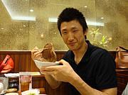 プロボクサー田川智久を応援する
