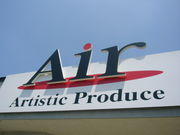 AIR artistic  produce