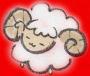 寝てる羊のおなかで眠りたい