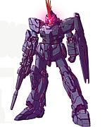 RX-0 ユニコーン2号機バンシィ