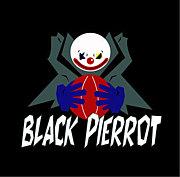 BLACK PIERROT バスケ 柏原