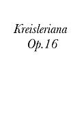クライスレリアーナ