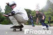 Freeline Skate in 青森