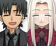 Fate/Zero 衛宮夫婦が好き♪