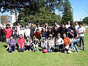 サッカーサークル in Perth