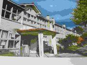 名川町小・中学校