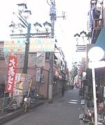 板橋イナリ通り商店街